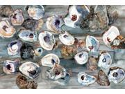Bunch of Oysters Fabric Placemat 8957PLMT