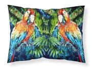 Parrots Yo Yo Mama Fabric Standard Pillowcase MW1216PILLOWCASE 9SIA5XC4DY7376