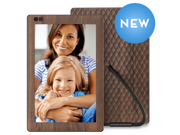 Nixplay Seed 10.1 inch Widescreen Digital WiFi Photo Frame with Motion Sensor and iOS/Android App (W10B)