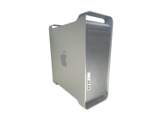 Apple Mac Pro Tower 2 x 2.66GHZ Dual Core Xeon 5150 Processors 4 cores 4GB Ram 120GB SSD 640GB HDD DVDRW Mac OS X v10.6 Includes Keyboard Mouse