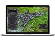 Apple MacBook Pro 15.4 RETINA Wide 2880x1800 220 ppi Intel Core i7 3rd Gen 3615QM 2.30GHz turbo up to 3.30GHz 8 GB Memory 256 GB SSD Mac OS X v10.12 S