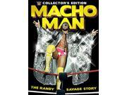 WWE 2014 - Macho Man - The Randy Savage Story - Collector's Edition 9SIAA765868948