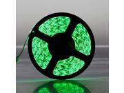16.4ft (5m) GREEN Waterproof Flexible LED Strip Lights - 5050 SMD 300LEDs/pc LED Light Strip - Multifunctional LED Tape Light