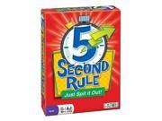 5 Second Rule Game 9SIA61Y5812194