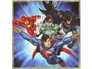 Justice League Lunch Napkins (16 Pack) 9SIA61Y5UU4845