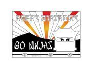 Ninja Master Placemats (Each) 9SIA61Y5UX7736