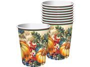 Warm Harvest Cups 8ct 9SIA61Y64S6340