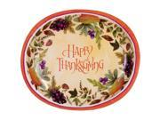 Thanksgiving Medley Platters 8ct