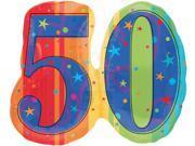 50th Birthday Balloon - A Year to Celebrate 9SIA61Y6FC8987