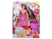 Barbie Endless Hair Kingdom Snap 'n Style Princess Nikki Doll 9SIA61Y76R3192