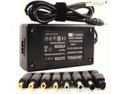 Singo(TM) 90w Universal Ac Adapter Battery Charger Power Supply for Most Laptops, 9 Tips