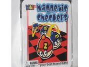 Checkers Magnetic Travel Game 9SIA62V4114935
