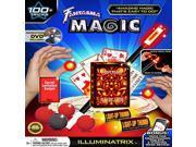 ILLUMINATRIX MAGIC SET-100 TRICKS