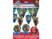 Jurassic World Party Decorating Kit  7pc 9SIA62V4RS0251