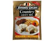 JIMMY DEAN, MIX GRAVY COUNTRY, 1.25 OZ, (Pack of 24) 9SIA62V4B36247