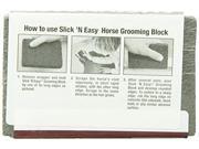 SLICK-N-EASY HORSE GROOMING BLOCK 9SIA62V4D80783