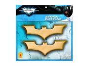 Batman: The Dark Knight Rises: Batarangs (Gold) 9SIAD2459Z3529