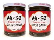 AH SO SAUCE DUCK 10 OZ Pack Of 12 9SIA62V4069503