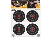 BW Casey Dirty Bird 5.5 inch Round Splattering Target