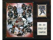 "NHL 12""""x15"""" Colorado Avalanche 2001 Stanley Cup Champions Plaque"" 9SIA62V4SF0664"