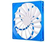 180x180x18mm /  Mixed blue blade design with white frame / 4pin fan with PWM/ Sleeve bearing