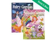 KAPPA Fairy Garden & Pixie Dust Coloring & Activity Book 9SIA62V5TK2171