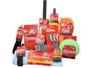 Auto/Car Detailing Brush Kit - Detailers Choice  - 11-piece