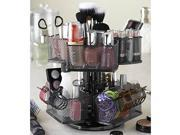 Nifty Home Products Make Up Carousel Black