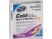 Premier Value Severe Cold Multi Symptom 24ct