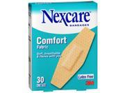 Nexcare Comfort Fabric Bandages One Size - 35 ct