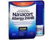 Nasacort Allergy 24 Hr Multi Symptom Nasal Allergy Spray 60 Sprays