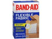 Band-Aid Flexible Fabric Bandages Assorted - 30 ct 9SIA63627H6693