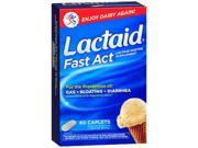 Lactaid Fast Act - 60 Caplets