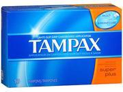 Tampax Tampons Super Plus - 10 ct