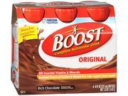 Boost Original Complete Nutritional Drinks Rich Chocolate - 24 - 8 oz