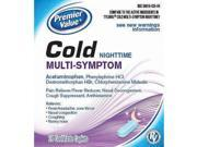 Premier Value Non Asa Cold M S Nitetime 24ct