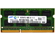 Samsung 4G PC3-10600 DDR3 1333MHz Notebook memory