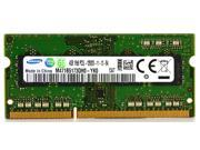 Samsung 4G DDR3L PC3L-12800S Notebook memory
