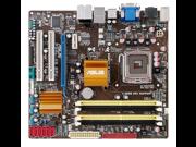 Asus P5QL-VM EPU LGA775 G43 DDR2 Desktop Motherboard