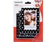 Fujifilm Instax Magnetic Frames - 3-Pack (Black/White)