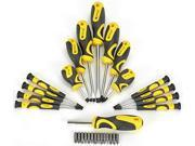 JEGS Performance Products W1718 30-Piece Screwdriver/Bit Set