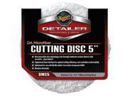 Meguiar's DMC5 Dual Action Microfiber Cutting Discs