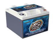 XS Power D925 12V AGM Battery (Plastic Case)