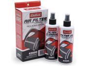 Edelbrock 43600 Pro-Charge Air Filter Cleaning Kit Includes: 9SIABXT5DP0697