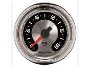 Auto Meter 1253 American Muscle Oil Pressure Gauge