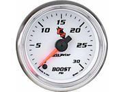 Auto Meter 7160 C2 Electric Boost Gauge
