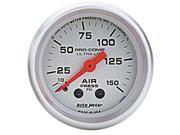 Auto Meter Ultra-Lite Mechanical Air Pressure Gauge