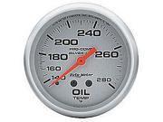 Auto Meter 4641 Ultra-Lite&#59; LFGs Oil Temperature Gauge