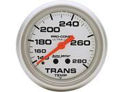 Auto Meter Ultra-Lite Mechanical Transmission Temperature Gauge