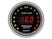 Auto Meter Sport-Comp Wide Band Air Fuel Ratio Kit